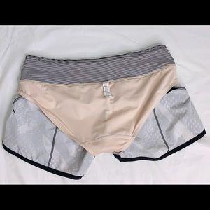 lululemon athletica Shorts - Lululemon Athletica Run Speed Short Running Shorts